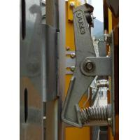 Buy cheap Silver Color Construction Hoist Parts Elevator Enclosure Door Mechanical Interlock from Wholesalers