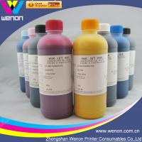 China sublimation ink use for T-shirt,mug,plate,cup color sublimation ink factory