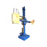 China 300kg Pinch Type Pipe Flange Automatic Sub Arc Welding Manipulator factory
