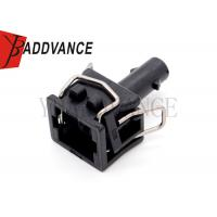 Buy cheap 1 Pin AMP PA66 Female Tyco Automotive Connectors Black Sealed 1.5 Series from Wholesalers