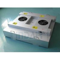 System Control H14 Fan Filter Unit FFU Perfect Sealing Specially Designed Pinch Device