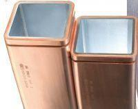 Copper Mould Tube,Sample is Available,Chrome coating,Cu-Dhp material