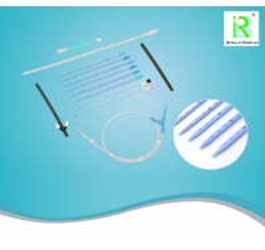 China F8-F24 Percutaneous Nephrolithotomy PCNL Kits For Kidney Stones Surgery factory