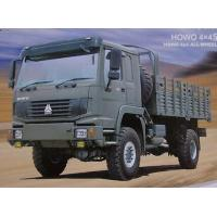 HOWO Dump Truck All Wheel Drive