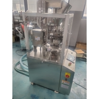 China NJP-200 Medical Capsule Filling Machine Fully Automatic Model for size 0 factory