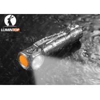 MIni Lumintop Hlaaa Flashlight , LED Headlight Flashlight With Magnetic Tail Cap