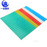 Buy cheap Small Wave Pvc Roof Tiles / Corrugated Plastic Roof Panels Sound Absorption from Wholesalers