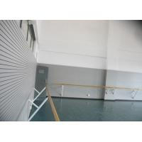 China Melamine Wooden Grooved Acoustic Panel , Wall Grooved MDF Panels on sale