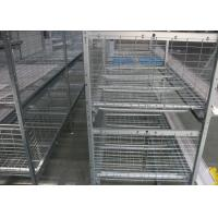 China Environmental Friendly Poultry Cage Equipment Customized Size Management Easily factory