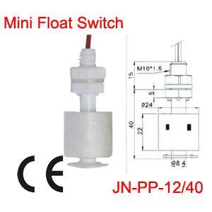 PP Liquid Level Switch JN-PP-12/40