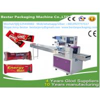 Buy cheap Automatic Pillow Packing Machine for Chocolate Candy Cake bestar packaging machine BST-350B from Wholesalers