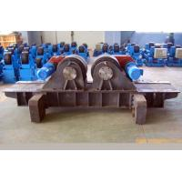 Buy cheap High Speed Blast Tank Fit Up Rolls Low Noise Stable Operation For Pressure Vessel from wholesalers