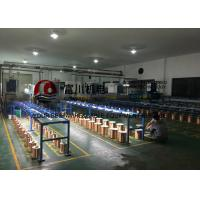 Buy cheap 16 Pcs Wire Annealing Tinning Machine For Ultra Fine Round Copper Wire / Alloy from wholesalers