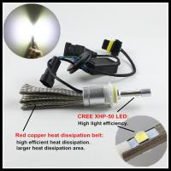 Quality 4800lm 40W Cree Car LED Headlight Kit H1 H3 H4 H7 H9 H11 9004 HB1 9005 HB3 9006 HB4 9007 for sale