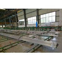 China ASTM A269 TP304 TP304L Stainless Welded Pipe / Ss Welded Tube Paper Making factory