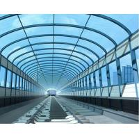 China UV Acrylic Solid Polycarbonate Sheet House Decoration Customized Color on sale