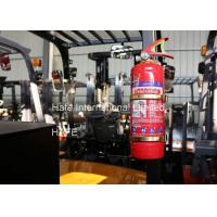 China FD30T Diesel Forklift Truck 2 Stage 3m Mast Type With Fire Extinguisher on sale