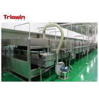 China Standard Fruit And Vegetable Processing Line Onion Paste / Garlic Production Machine factory