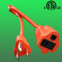 China One outlet extension cord factory