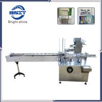 China Box Cartoning Packing Manufacturing & Processing Machinery for Paste factory