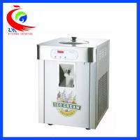 China 1.35kw Commercial Hard Ice Cream Machine With Stainless Steel Body factory