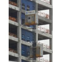 Buy cheap SC200BG Building Material Hoist , Rack And Pinion Hoist Cage Width Internal 1.5M from Wholesalers