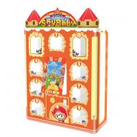 China Entirely Original Design Gift Vending Machine With Cute Game Roles factory