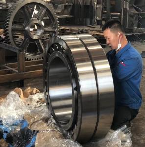 China Rotary Kiln Pinion Gear and mill pinion gear with 42crmo steel for sale factory