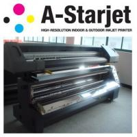 Buy cheap A-Starjet 5.0 +heater Sublimation Printer 1.8M with Epson DX5 print head from Wholesalers