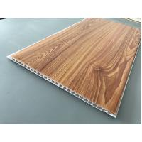 China Wood Transfer Printing 250mm Decorative PVC Panels Waterproof Ceiling factory