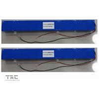 Buy cheap Solar Lighting LifePO4 Battery Pack 24V 30AH With UL2054 PCB UL REACH MSDS from wholesalers