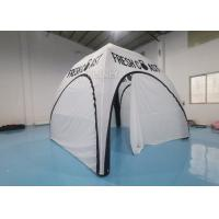 China 3m PVC tarpaulin Inflatable Trade Show Tent, Inflatable Spider Tent For Exhibtion factory