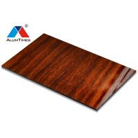 China wall facade panel aluminum curtain wall panel acoustic wall panel acp on sale