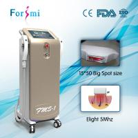 Buy cheap 2 handles big spot siez 15inch screen hair removal laser shr ipl machine for sale from Wholesalers