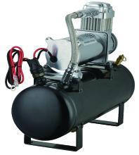 China 150 PSI 12V On Board Air Compressor With 1.5 Gallon Tank  Portable Air Compressor 4x4 factory