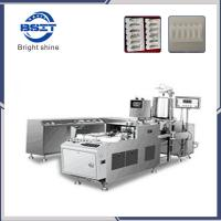 China Full-Automatic Piston Pump Suppository Liquid Forming Filling Sealing Machine (ZS-U) factory