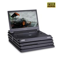 China Compact Structure Portable Gaming Monitor Laptop 178 Degree Viewing Angles factory