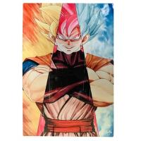 Buy cheap 3D Flip Lenticular Anime Poster Printing Dragon Ball Poster Custom Size from Wholesalers