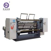 China Plastic Roll PET Film Slitter Rewinder Machine High Speed 100-200 m/min factory