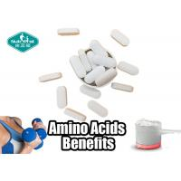 Buy cheap Compound Amino Acids Tablets 2000mg for Sports Nutrition Supplements Pre Workout Bodybuilding from Wholesalers