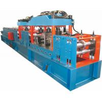 Buy cheap Steel Strip Stud and Track Roll Forming Machine / Metal Forming Equipment from Wholesalers