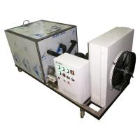 Buy cheap Efficient Energy Saving Ice Block Making Machine With R404 R22 Refrigerant from Wholesalers
