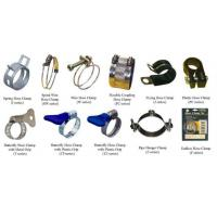 China all kinds of hose clamps factory