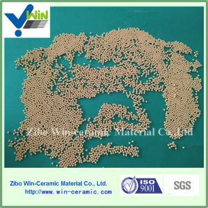 China Cerium stabilized zirconia beads/ceramic media with good price factory