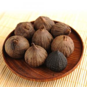 China Fermented Black garlic factory