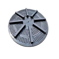 China Ball Mill Liners SAG / AG mill liner and rod mill liner Mining Machine Spare Parts factory