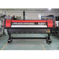 China Automatic Digital Solvent Printer For Outdoor Advertising Board factory