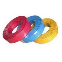 China PVC Insulated Wire Special Cables , Color Power Cable in Red Blue Yellow Green on sale