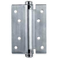 China Heavy Duty Single Action Spring Hinge Stainless Steel 180 Open Degree factory