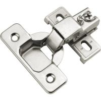 Buy cheap Metal Kitchen Cabinet And Door Concealed Hinges / Slide On Aluminium Profile Hinges from Wholesalers